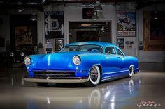 Jay Leno's Garage - 1951 Kaiser Restomod - Photo Gallery | Custom Built