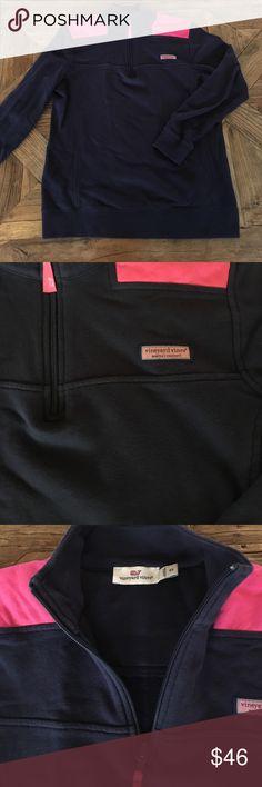 Vineyard Vines Shep Shirt Worn twice, excellent condition. Has been folded in closet for months! Vineyard Vines Tops Sweatshirts & Hoodies