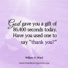 Thank You Quotes - Quotation Inspiration