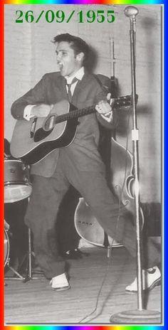 Elvis Presley ○ 1955