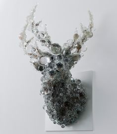 by KOHEI NAWA - PixCell-Double Deer#3 2010