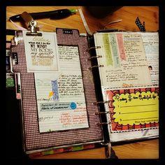 My #Filofax #Fusion #a5. #agenda #calendar #diary #journal #planner #planneraddict #Organizer #productivity #pen #hellokitty #list