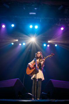 Justine Giles live @ La Tulipe Dec 3, 2015 in Montreal, QC