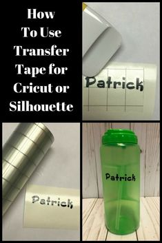 Learn how to use Vinyl Transfer Tape for your Cricut and Silhouette Projects. Find out what weeding is and how to apply vinyl. Cricut Cards, Cricut Vinyl, Cricut Tutorials, Cricut Ideas, Small Letters, Transfer Tape, Used Vinyl, Silhouette Cameo Projects, Diy Craft Projects