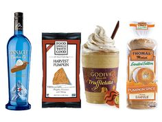 The Ultimate Guide to Every Pumpkin Spice Flavored Food http://greatideas.people.com/2014/09/16/pumpkin-spice-flavor-food-list/