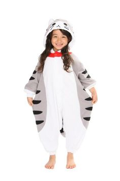 Tabby Cat Kids Kigurumi (5-9 Years)    To view further for 83a233360b635