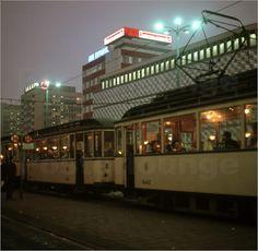 Leipzig 1968. Feng Shui, Light Rail, East Germany, Socialism, Cold War, Eastern Europe, Train Station, Public Transport, World War Ii