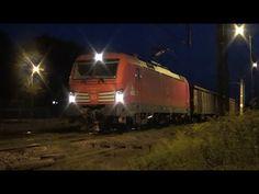 [DB Cargo] X4EC-047 | Sulechów - YouTube