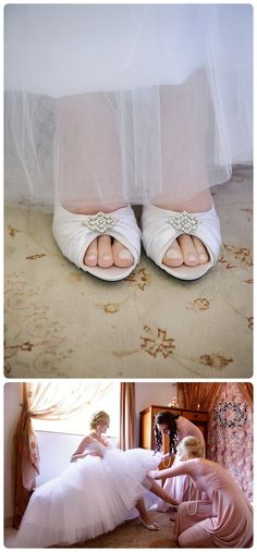 wedding shoes, bridal shoes, shoes for the bride
