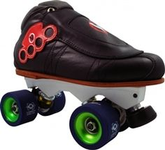 The Vanilla Straight Jacket Royal Lowboy Roller Derby Skate www ...