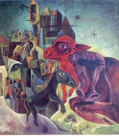 Untitled - Max Ernst, 1913