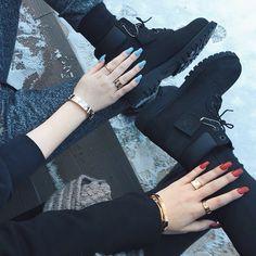 Black Timberlands