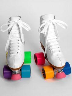 yano, yoshi, takeshi, idk almost everyone - Colorblock Roller Skates, rollar skates, fun roller skates, colorful roller skates, summer roller skates, Keith colorblock roller skates
