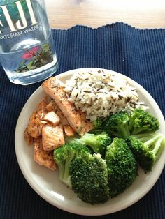 Healthy meal.