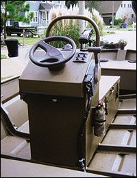 Purchasing a new or used fishing boat and transforming it into a multi-use duck boat is one of the Duck Hunting Boat, Duck Boat, Jon Boat, Boat Console, Center Console Boats, Small Pontoon Boats, Small Boats, Used Fishing Boats, Rigid Foam Insulation