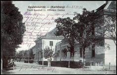 Romanian Stamp News: Miercurea fără cuvinte - Alba Iulia