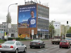 Telefonica - outdoor advertising - MaxMedia