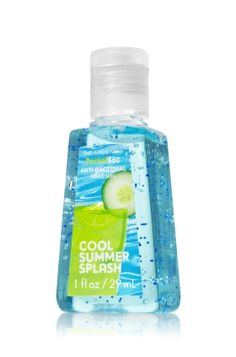 Cool Summer Splash PocketBac® Sanitizing Hand Gel