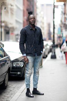 Street Etiquette - Joshua Kissi