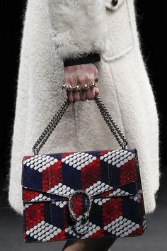 Gucci Fall 2016 Ready-to-Wear Fashion Show Details ♦F&I♦