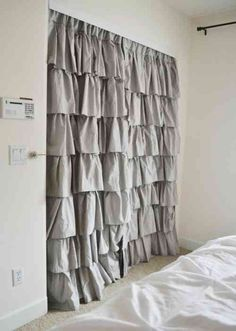 1000 id es sur le th me faire des rideaux sur pinterest b ches de protection rideaux sans. Black Bedroom Furniture Sets. Home Design Ideas