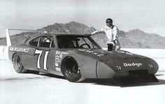 Bobby Isaac, Dodge Charger Daytona at the Bonneville Salt Flats
