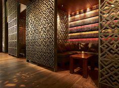 2 Lam Son, Saigon, by Super Potato Lounge Design, Club Design, Restaurant Trends, Restaurant Design, Luxury Interior, Interior Design, Tea Lounge, Space Interiors, Wall Finishes