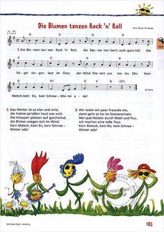 Sim-Sala-Sing von Lorenz Maierhofer et al. Kindergarten Songs, Kindergarten Portfolio, Emergency Sub Plans, Spring Song, Circle Time, Music Lessons, Educational Activities, Music Quotes, Kids And Parenting