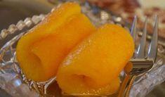 Λατρεμένο γλυκό κουταλιού πορτοκάλι Easy Desserts, Dessert Recipes, Orange Jam, Preserves, Food Videos, Cantaloupe, Food To Make, Recipies, Deserts