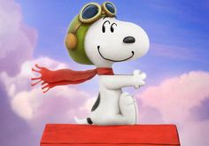 """Another thing to be grateful for: Our valiant filmmakers (including producer and """"The Heat"""" director Paul Feig) won't pander the Peanuts gang into oblivion, instead maintaining the classic, timeless style of Schulz's work -- The Peanuts Movie opens on November 6, 2015"""