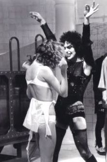 Rocky Horror Show, The Rocky Horror Picture Show, Glee Cast, Tv Show Quotes, American Horror Story, Film Movie, Queen, Horror Movies, Actors & Actresses