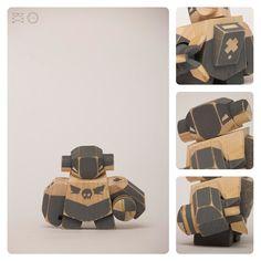 ROBOTWOOD on Behance