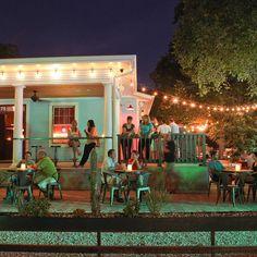 Austin's Best Outdoor Bars