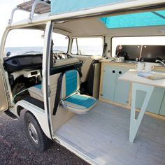 Vw Camper Ideas Campervan Interior (5)