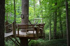 Secluded Intown Treehouse_5 – Fubiz™