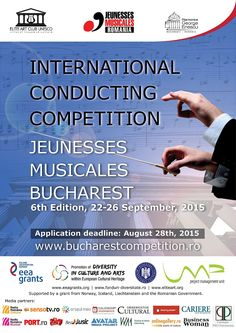International Conducting Competition JM Bucharest 2015  http://www.bucharestcompetition.ro/en/