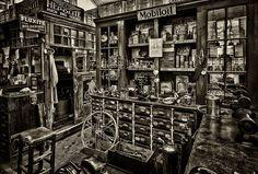 Garage Workshop and Store