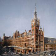 St Pancras Renaissance hotel | London, England
