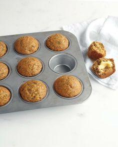 Muffin Recipes // Zucchini, Banana, and Flaxseed Muffins Recipe