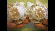 *Hybrid Fabric Flower Tutorial!!*