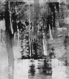 GRISAZUR: Acrílico sobre papel, 19x16,5 cm.Mar. 9, 2017