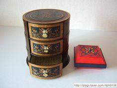 Hanji crafts  한지공예 작품들