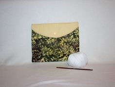 Universaltäschchen - ** Häkelnadel - Tasche  ** Nadelspiel - Tasche  ** - ein Designerstück von Kaepseles bei DaWanda
