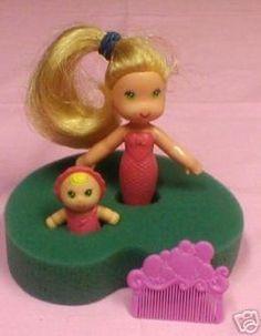 Sea-wees Mermaid Dolls: had them