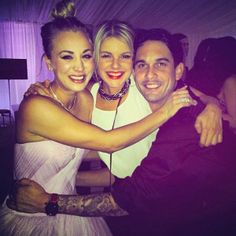 """Inside Kaley Cuoco's """"incredible, beautiful"""" wedding -- Ali Fedotowsky spills all the exclusive details!"""