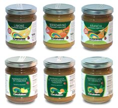 Le Marmellate della Cooperativa Agri Bio L'Arcobaleno Coconut Oil, Salsa, Jar, Food, Eten, Jars, Meals, Salsa Music, Drinkware
