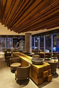 Image result for starbucks interior graphics