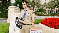 ROCK ON, ZACH!!!!    Zach Wahls, an Eagle Scout from Iowa, challenges BSA's Anti-Gay Policy with 275,000 signatures.