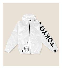 Tokyo Tyvek jacket by UEG
