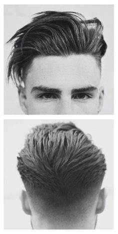 View the best mens hairstyles from Charlemagne Premium male grooming and beard styling. We love the sexy looks using pomades, clay, matte paste and the coolest messy looks. Cool Hairstyles For Men, Hairstyles Haircuts, Haircuts For Men, Haircut Men, Latest Hairstyles, Thick Hairstyles, Short Haircuts, Classic Mens Hairstyles, Mens Hairstyles Fade